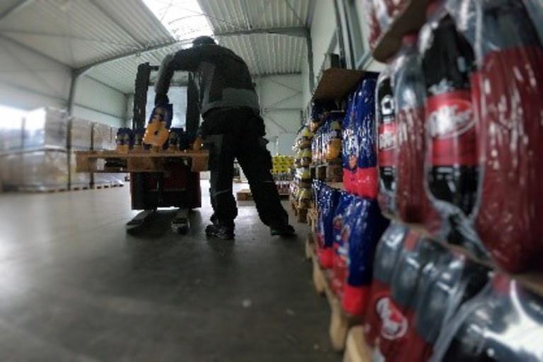 Helfer für Lagerwirtschaft Transport (m/w/d)