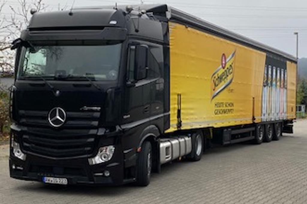 LKW-Fahrer für Fernverkehr (m/w/d)